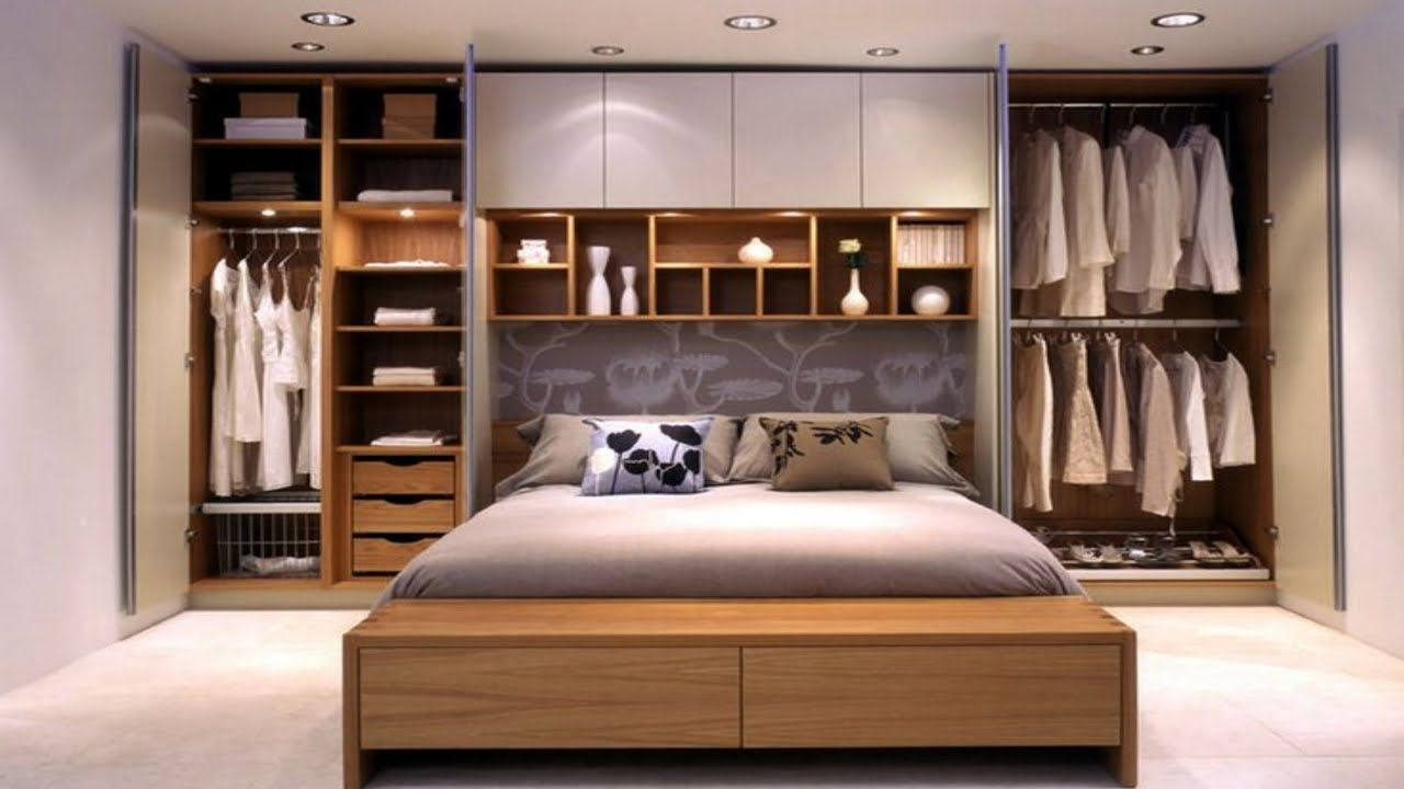 100 Overbed cupboards - modern small bedroom wardrobe ...
