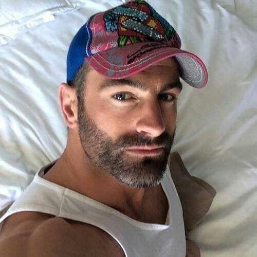 Pin By Rob Buckel-Gillis On Hot Effen Guys  Beard No -2740
