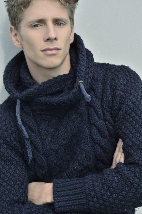 Gianluca Vetter by Sebastian Wagner.   Men\'s Sweaters   Pinterest ...