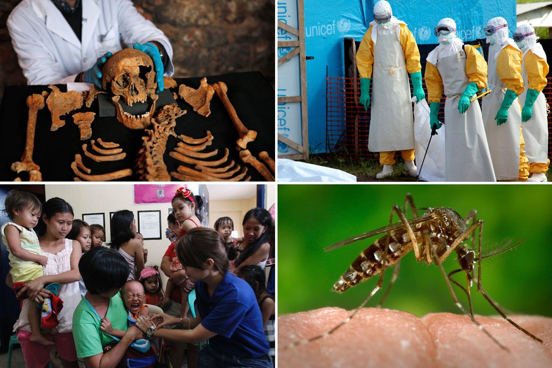 20 Penyakit Mematikan dalam Sejarah Manusia History