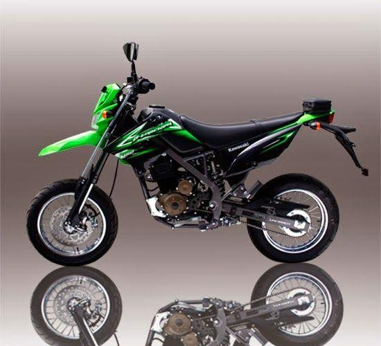 Kawasaki Klx 150 Cc
