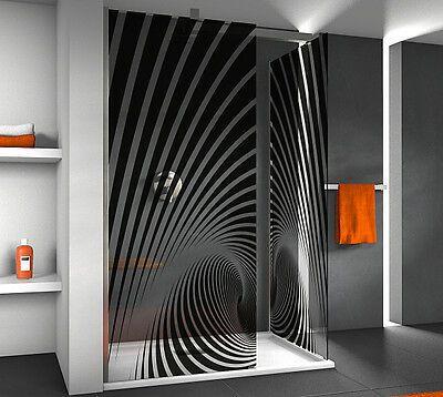 Duschkabinen Folie Duschwand Duschtrennwand Sichtschutzfolie Selbstklebend 00023 Ebay In 2020 Badezimmer Umgestaltung Sichtschutzfolie Duschkabine