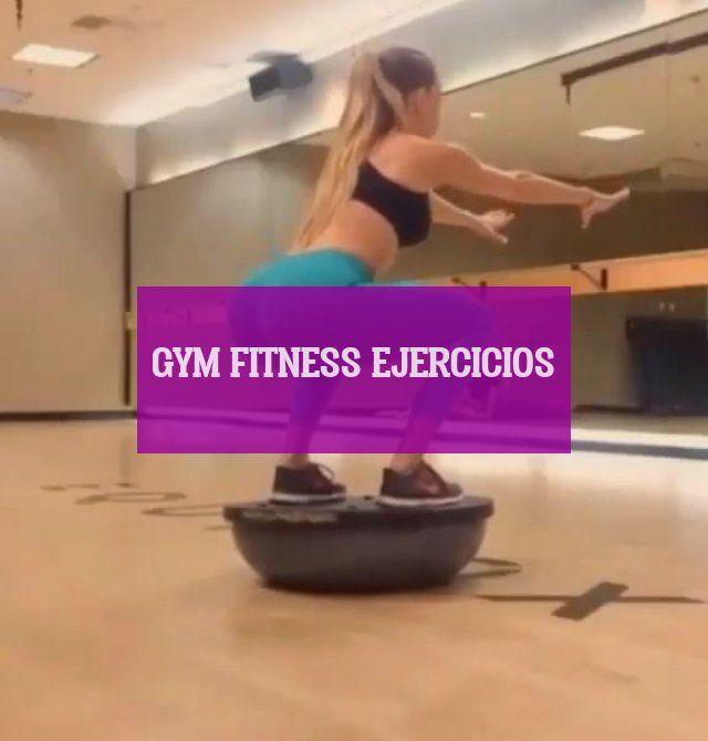 gym fitness ejercicios #fitness #ejercicios