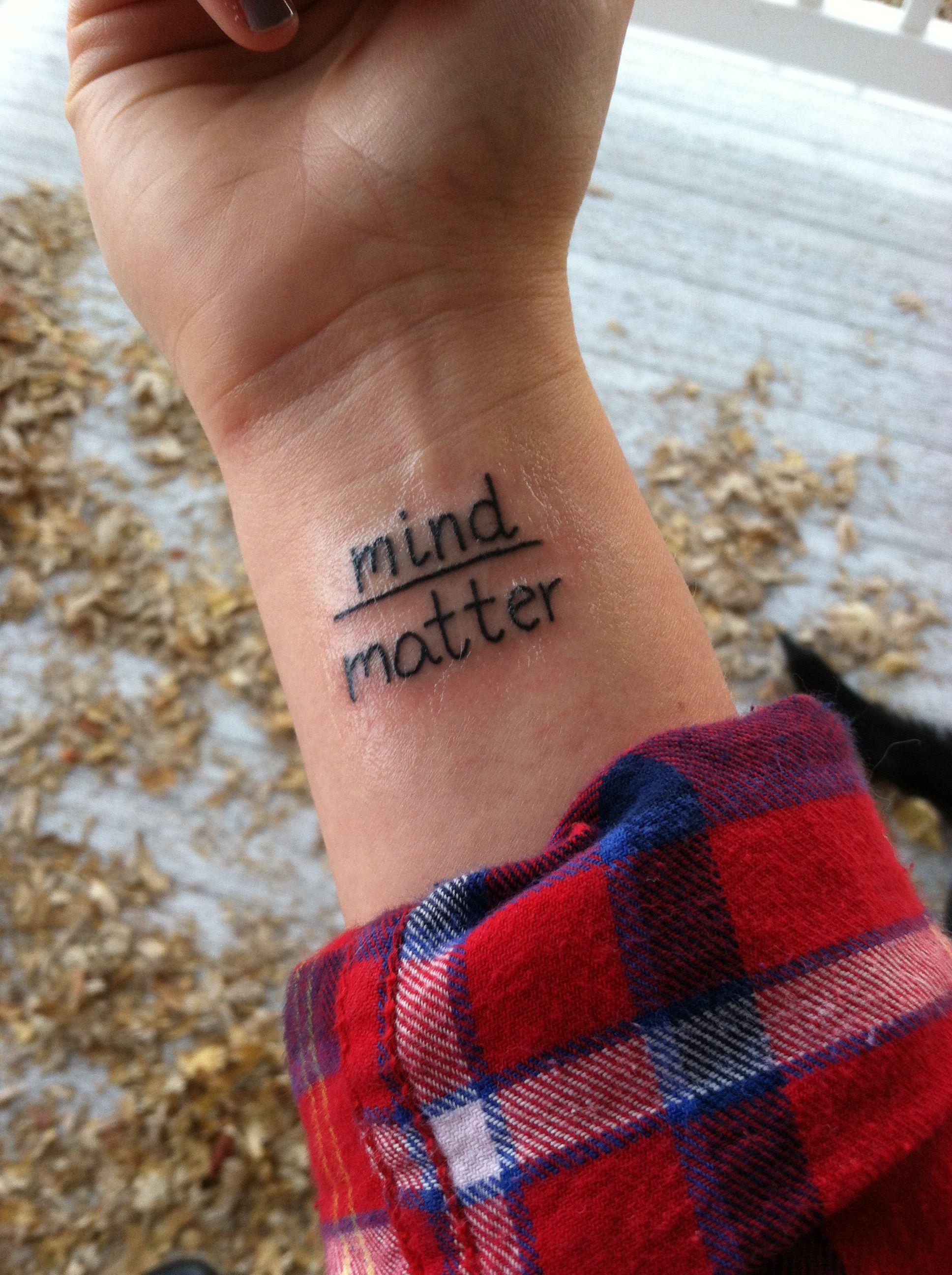 6 Sheets Wrist Body Art Henna Tattoo Stencil Flower: Mind Over Matter Wrist Tattoo.