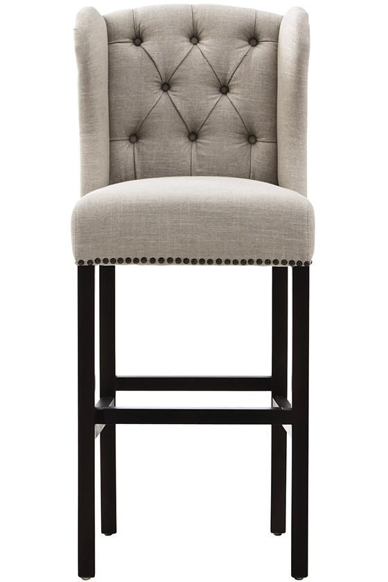 Madelyn Bar Stool Furniture Upholstery Pinterest