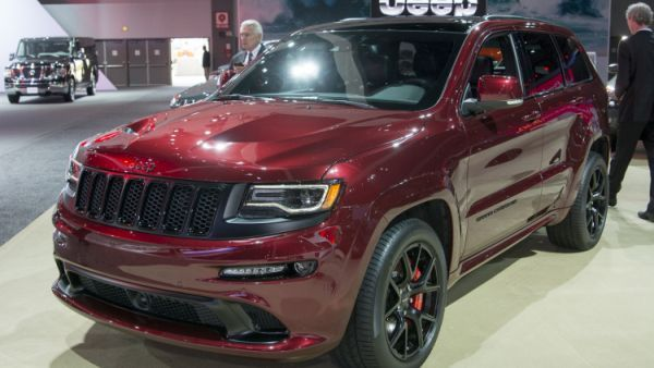 2016 Jeep Grand Cherokee Srt Night Price Review Interior Jeep