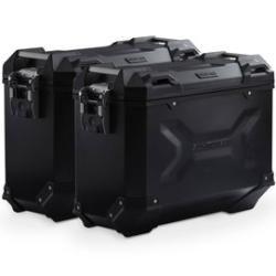 Photo of Trax Adv Alukoffer-System für diverse Modelle, schwarz Honda…