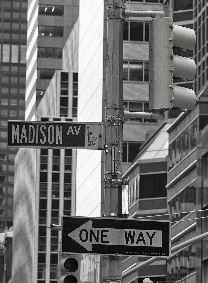 Madison Av. New York  http://500px.com/evildave    ©Davide Boccardo