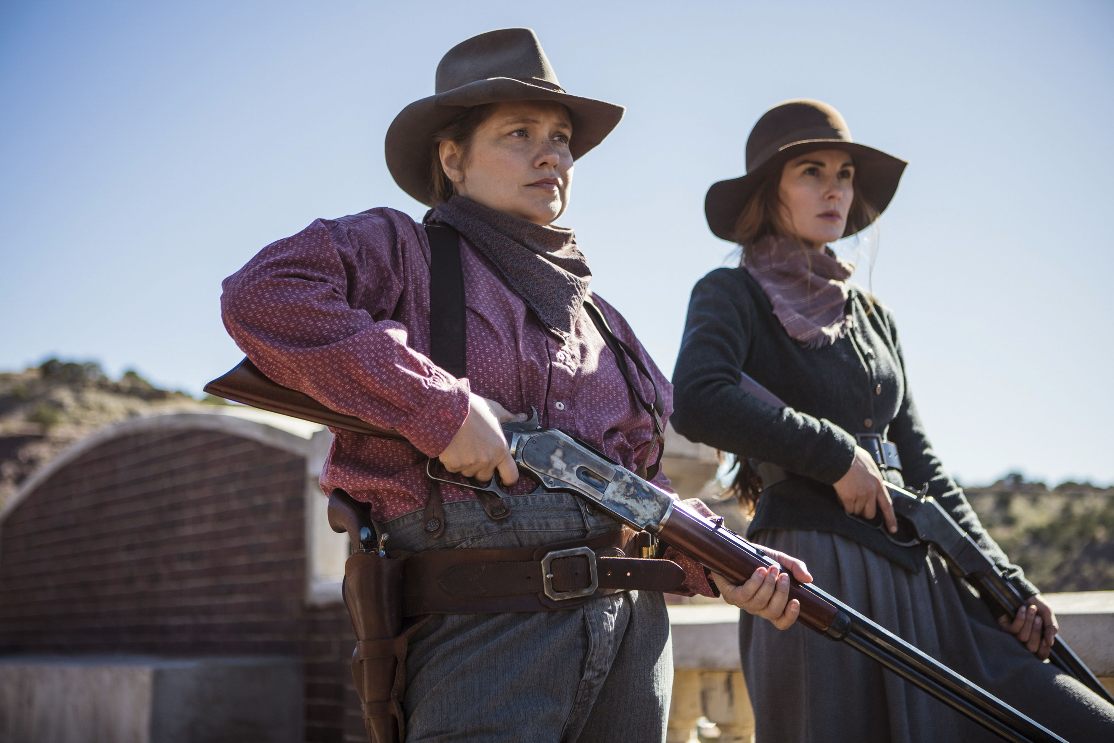 'Godless' Review An Excellent Cast & Stunning Imagery