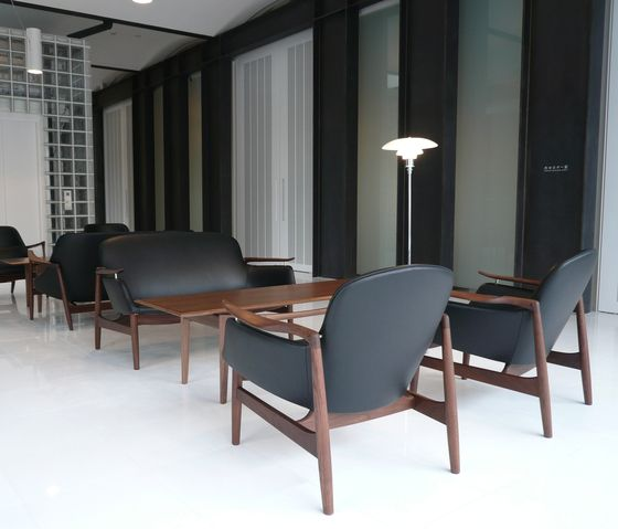 Armchairs   Seating   FJ-01 Easy Chair   Kitani Japan Inc.   Finn ... Check it out on Architonic