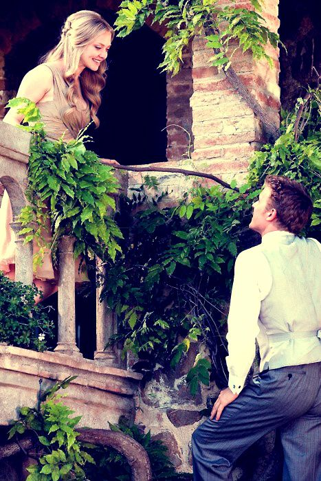 the only balcony scene i like! letters to juliet | movies-books
