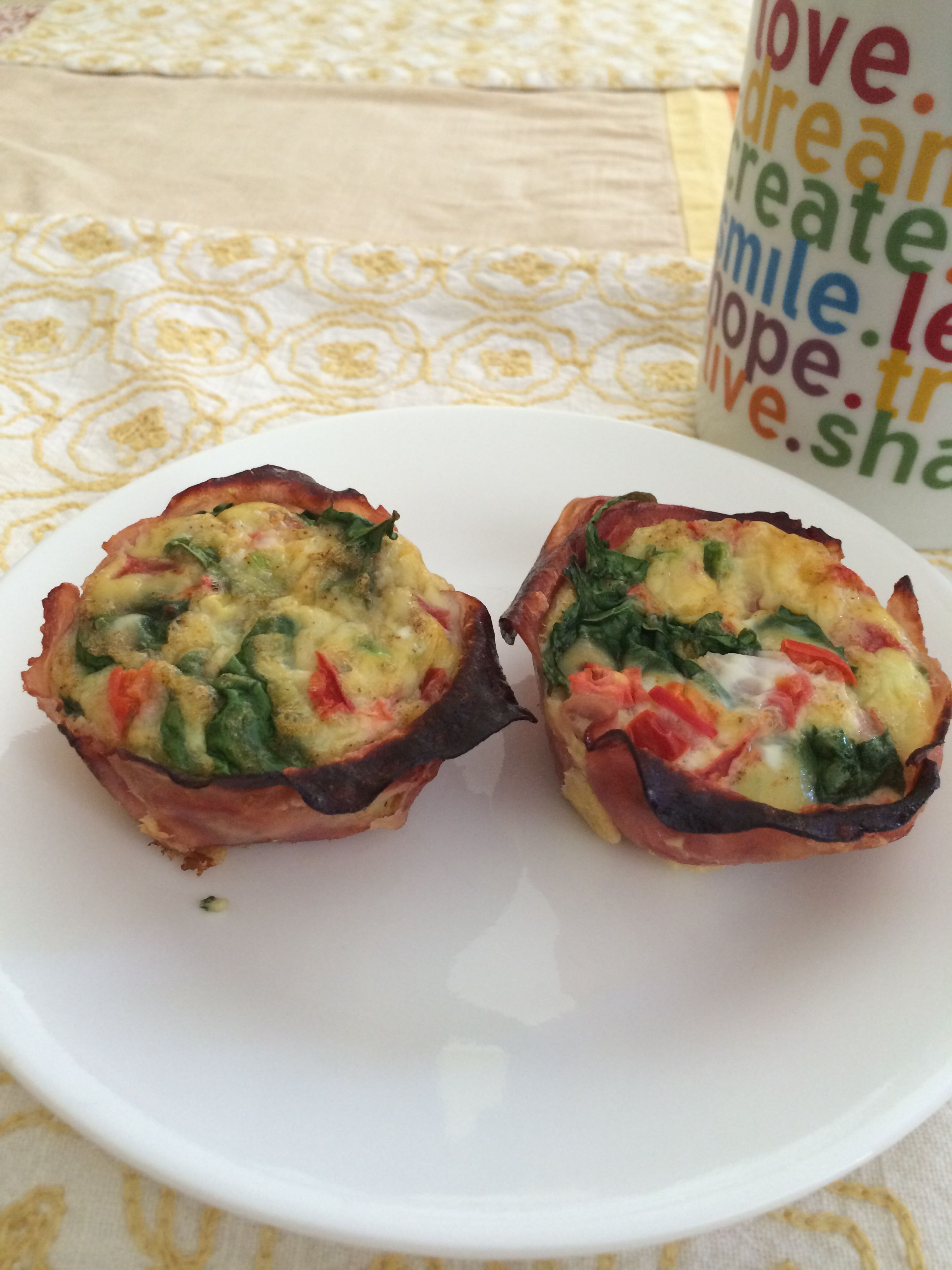 "Breakfast Quiche. So yummylicious! Recipe is in my ""Favorite Recipes"""