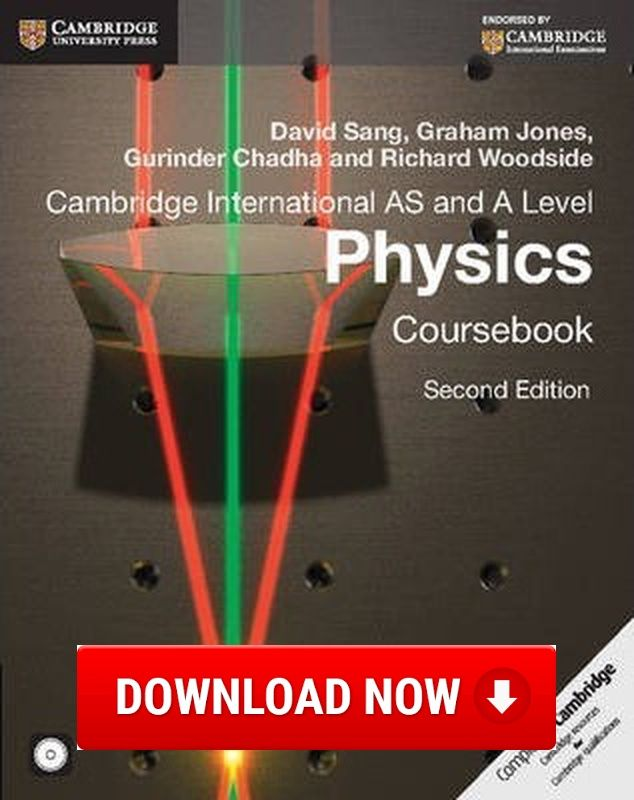 Cambridge International AS and A Level Physics Coursebook Download