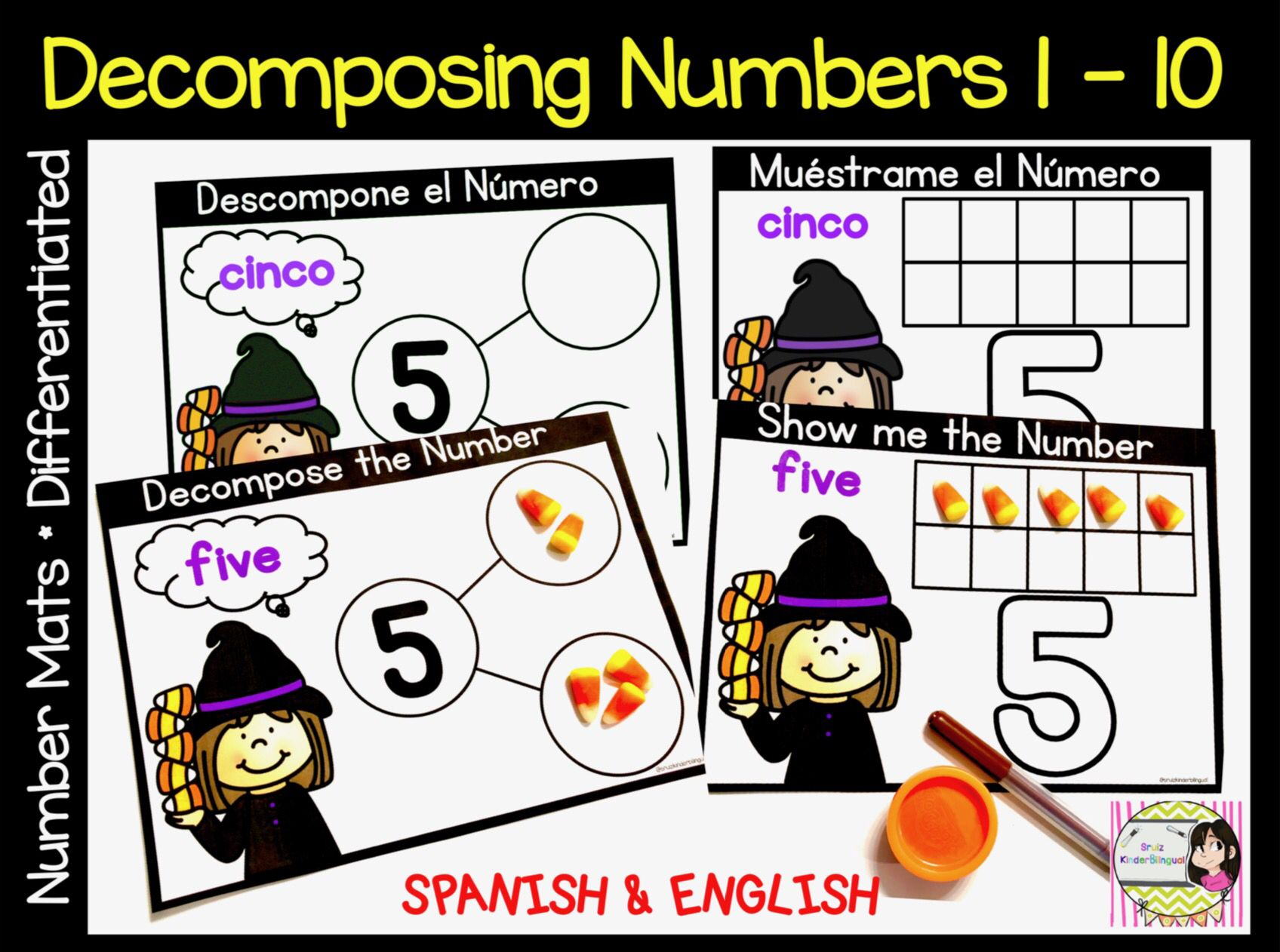Decomposing Numbers 1