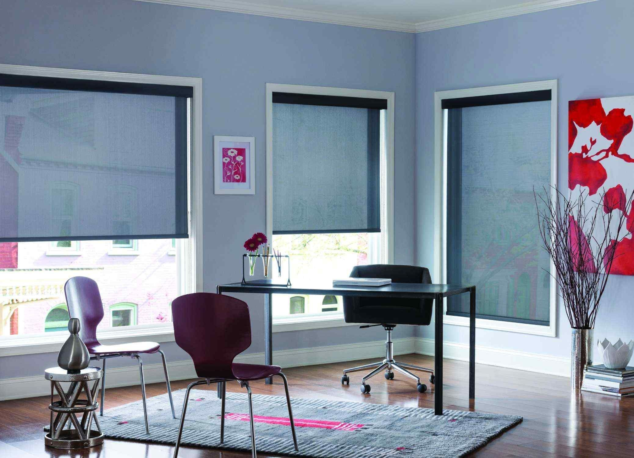Indoor windows treatment has a lot of options in terms of shade, blinds and shutters. When we talk about indoor protection, we get different varieties of treatment, but if we want to protect our indoor from direct sun exposure we need specialized treatment. So, to give you a complete protection from outdoor sun glare, we introduce Solar Roller Shades treatment. These shades not only protect your indoor from direct sun exposure; they have QuickPick option for you to make your shopping easy…