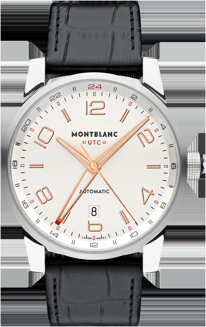 c10ce6ad671 Montblanc presents Montblanc TimeWalker Voyager UTC