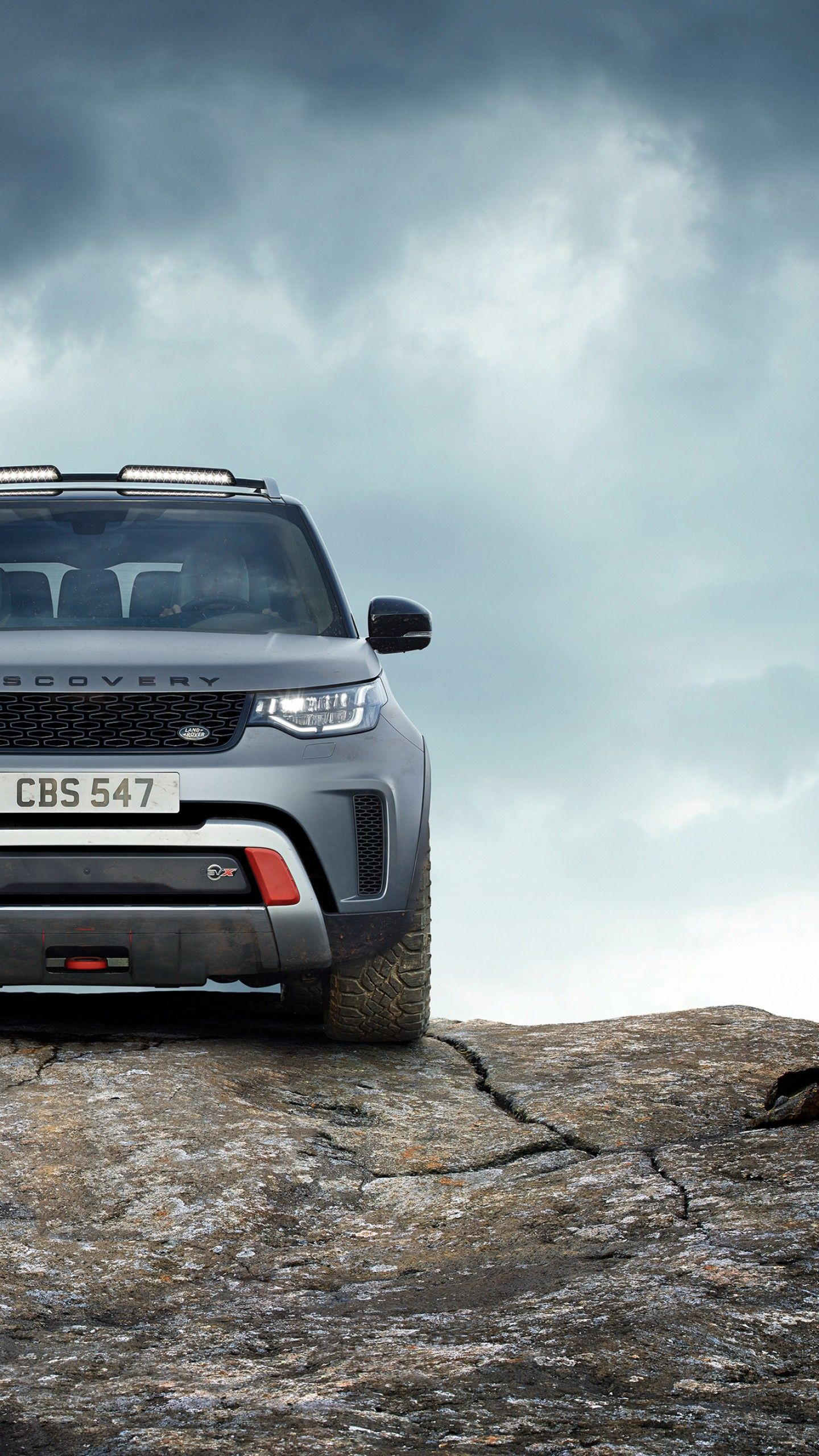 Wallpaper Land Rover Discovery SVX, 2019, 4K, Automotive