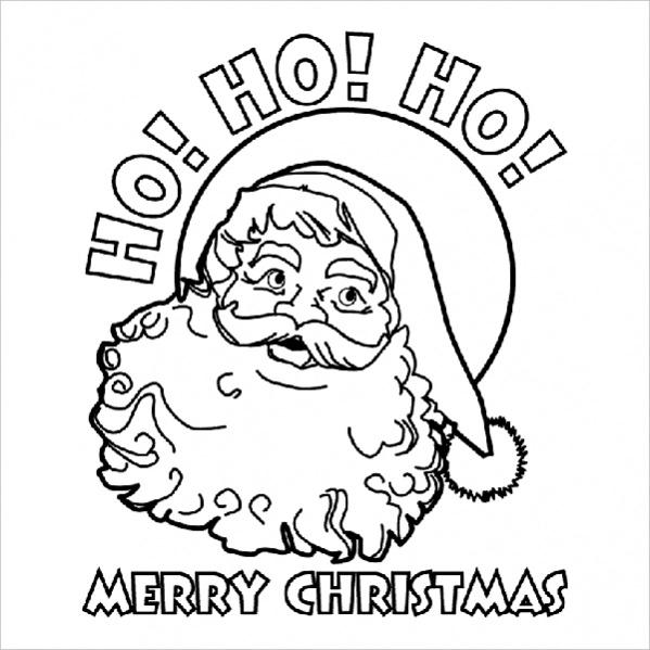 Über 20 kostenlose malvorlagen für weihnachten  pdf