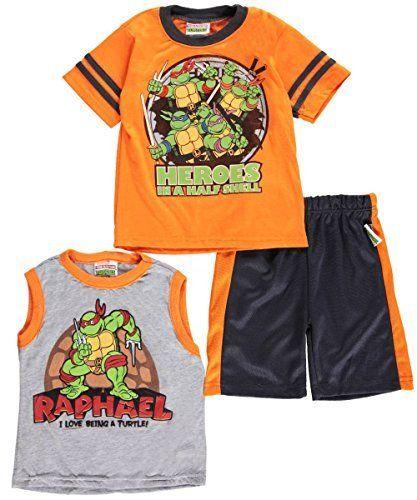 "Teenage Mutant Ninja Turtles Little Boys' ""Love Being a Turtle"" 3-Piece Set, http://www.amazon.ca/dp/B00YNQX0QS/ref=cm_sw_r_pi_awdl_sv20vb0W4YZNH"
