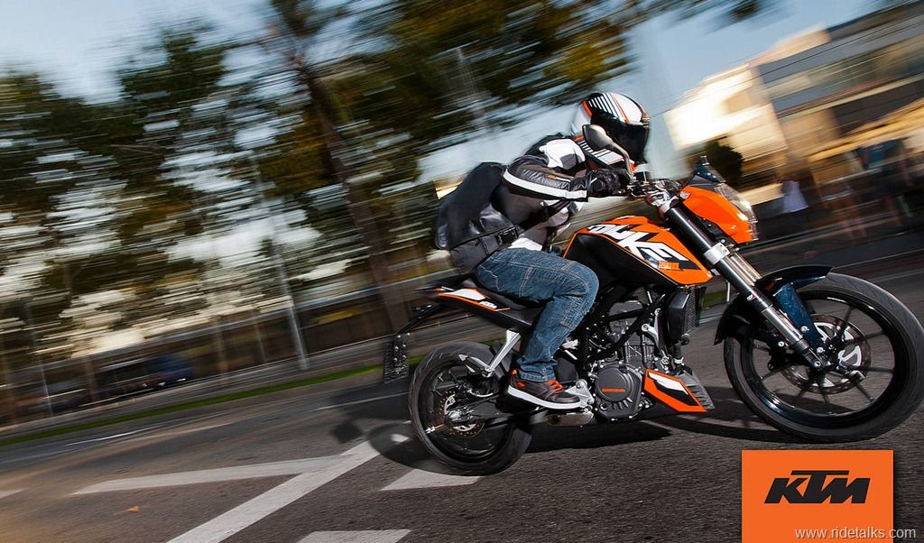 KTM Duke 200 Homologated With FMSCI For Racing And
