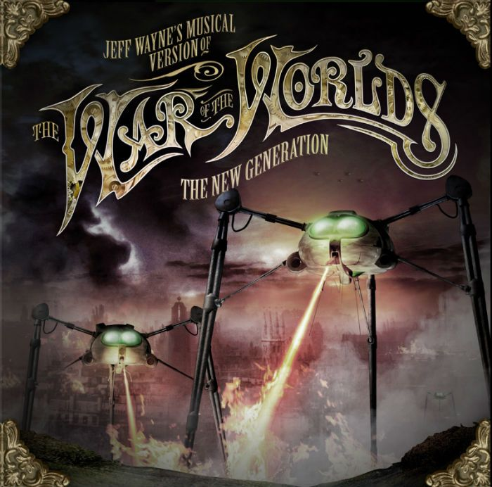 The Chances Of Anything Coming From Mars War Of The Worlds War Wayne
