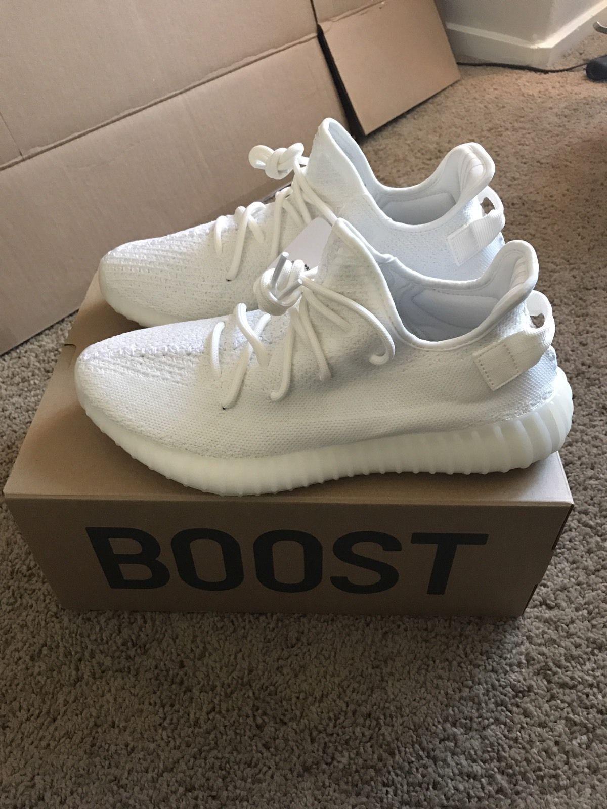 1698e5aca75 adidas yeezy boost 350 v2 Cream White
