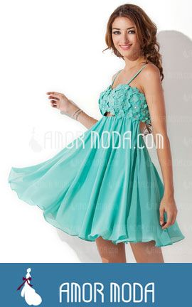 Homecoming Dress With Beading Flower(s)  at an affordable price of $146.99 #beauty