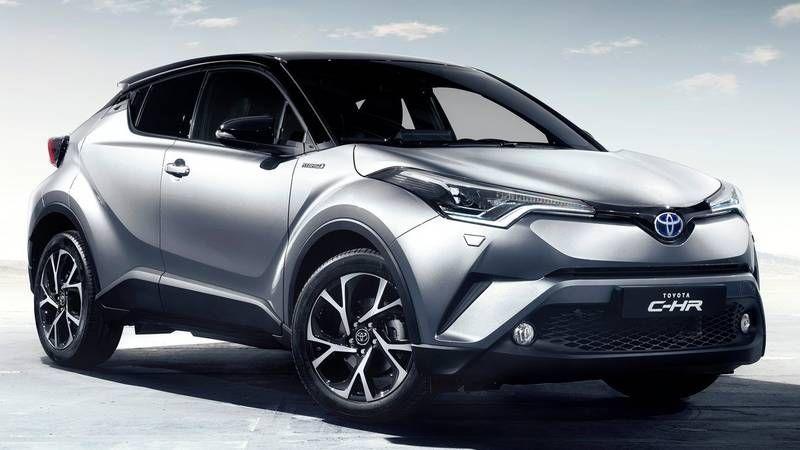 DriveK Italia: offerte e #sconti #Toyota #CH-R #hybrid