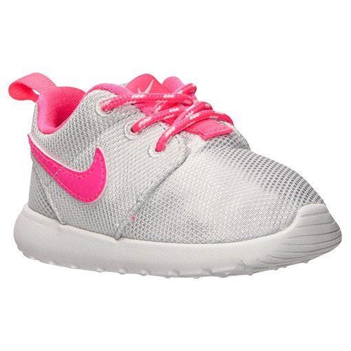 8f474c25baa2 Girls  Toddler Nike Roshe Run Casual Shoes - 659374 006