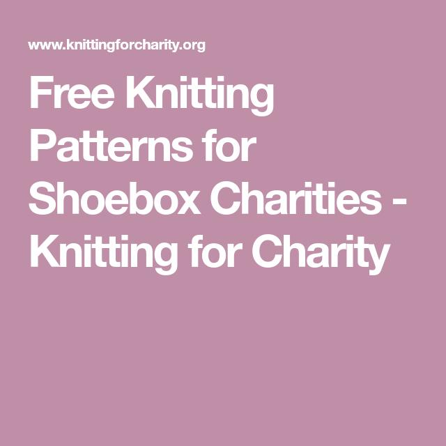 Free Knitting Patterns For Shoebox Charities Knitting Patterns