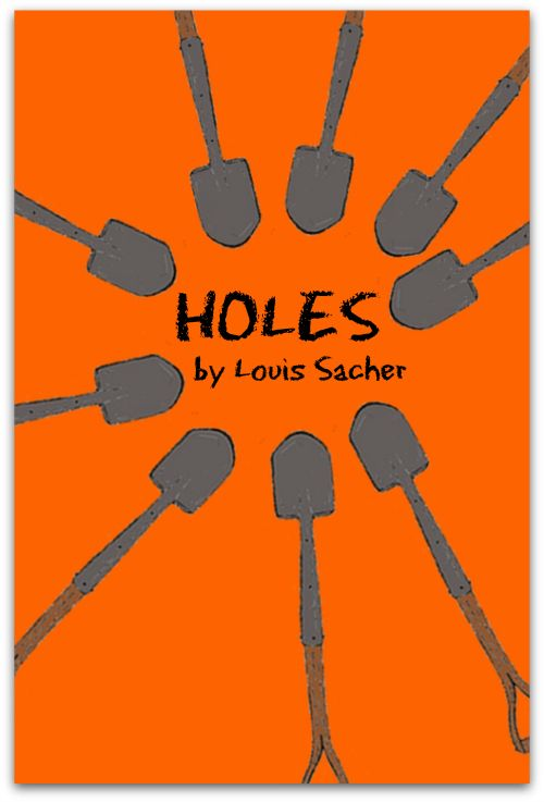 Cover 1999 Holes Covering The Newbery Award New Cover Ideas For Each Newbery Great Activity