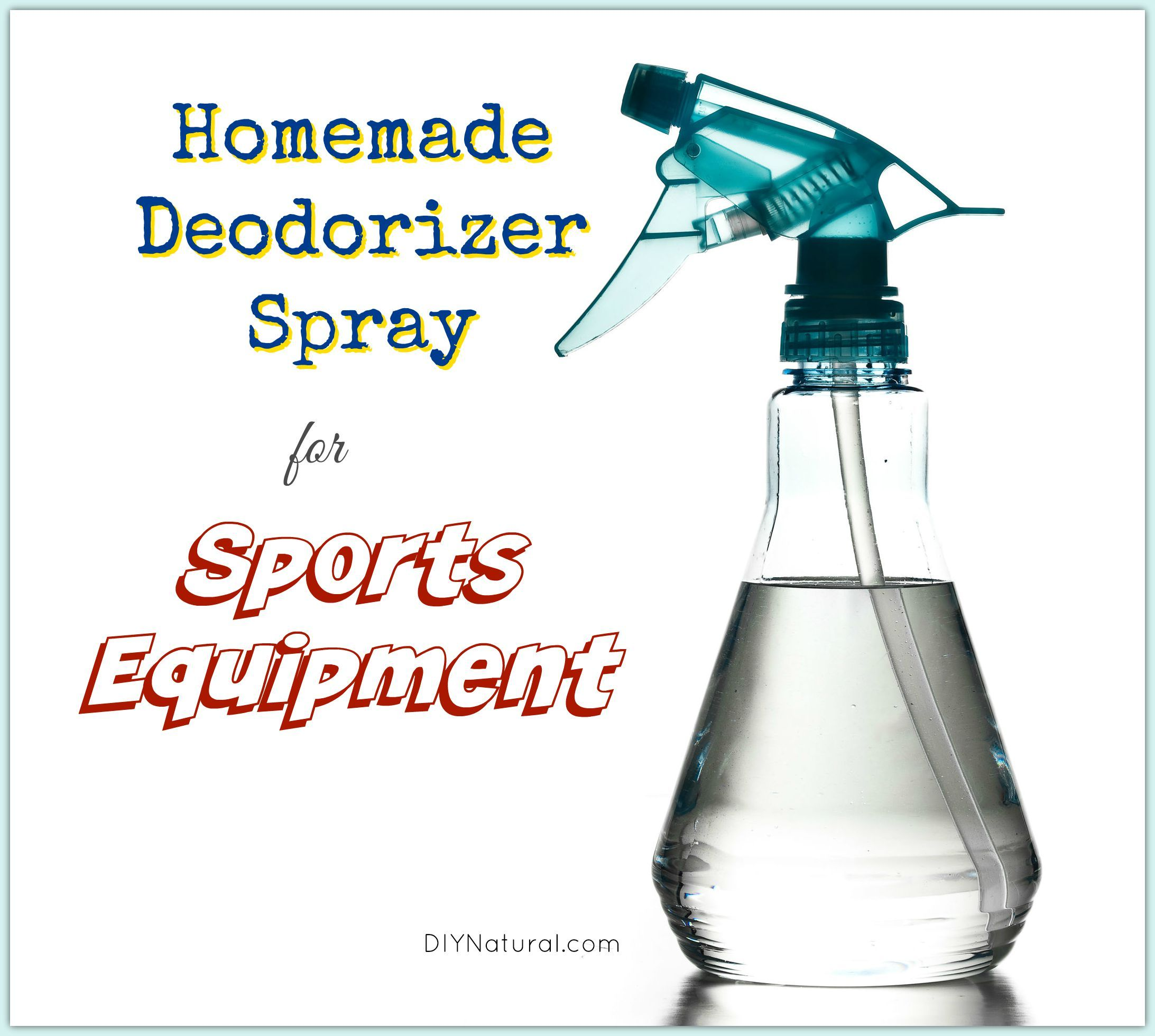 Deodorizer Spray For Sport Equipment Natural Homemade Deodorizing Spray Homemade Deodorizer Spray Essential Oil Spray