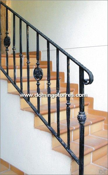 Baranda de escalera buscar con google escaleras - Baranda de escalera ...