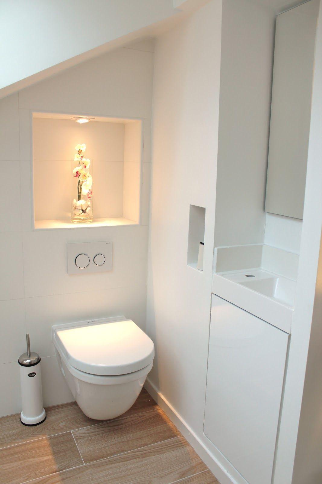 lite toalettrom - Google-søk | klussen | Pinterest | Toilet, Powder ...