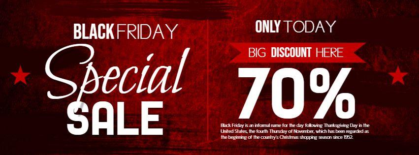 Black Friday Online Banner Black Friday Sale Banner Black Friday Flyer Banner