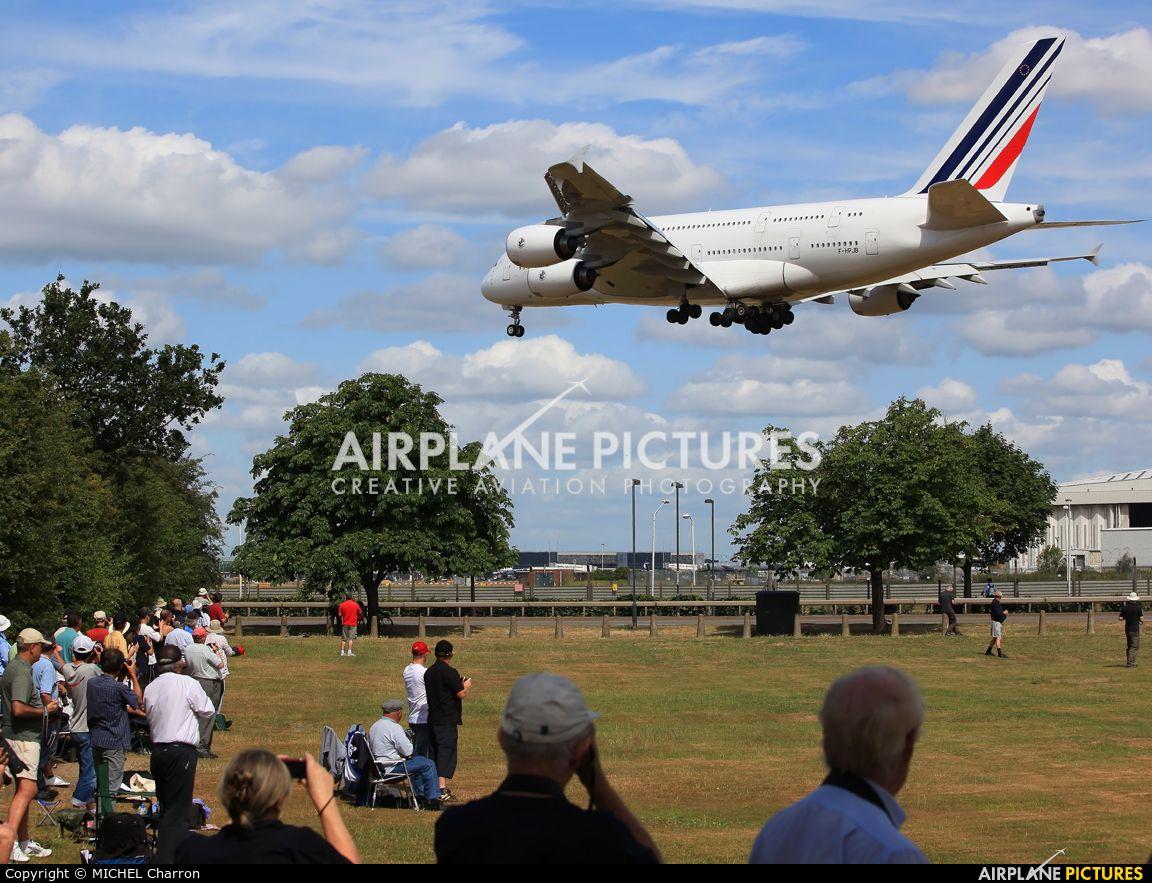 Air France FHPJB aircraft at London Heathrow photo