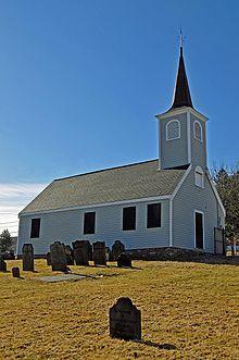 Little Dutch (Deutsch) Church - Wikipedia, the free encyclopedia