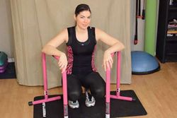 10 Exercises With Lebert Equalizer Bars Bar Workout Bodyweight Workout Body Rock Workout