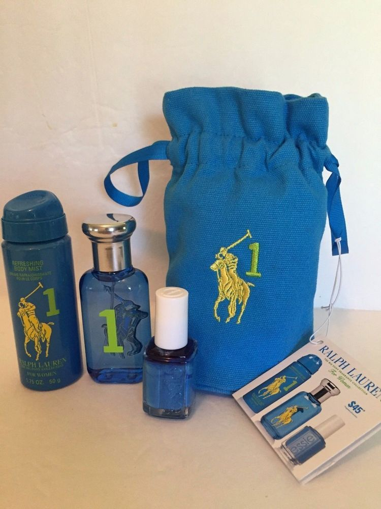 8cbb1b0d17 A gift I received but didn't use. Ralph Lauren Big Pony # 1 for ...