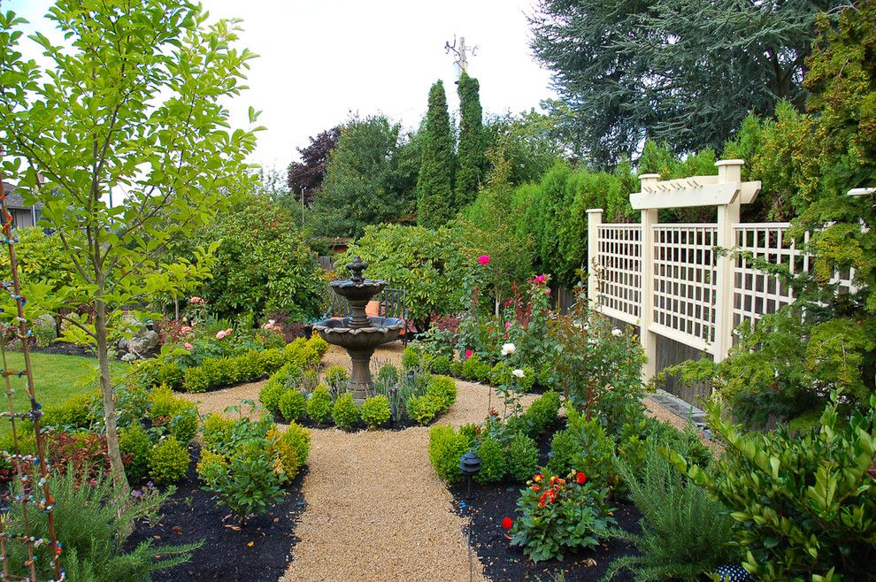 Landscape design from a century ago is still influencing gardens today — see if any of its features have sprung up in yours