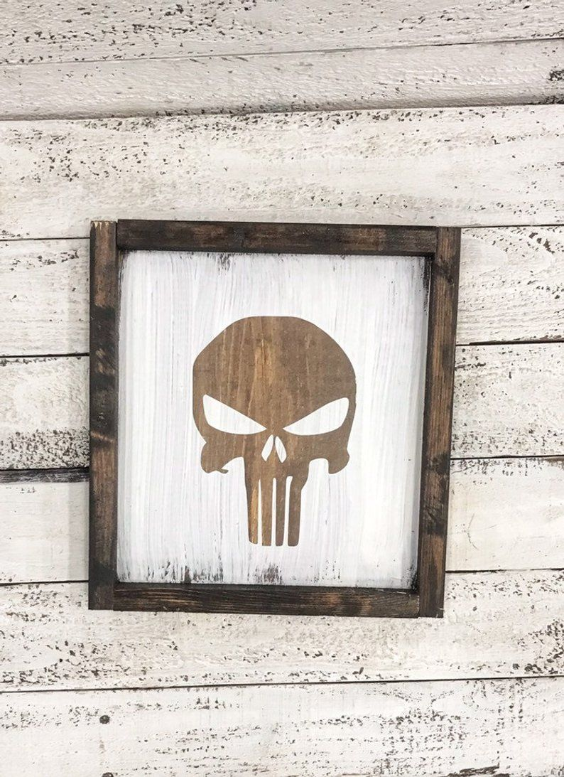 Kitchen Design 11x13 Room: The Punisher Sign