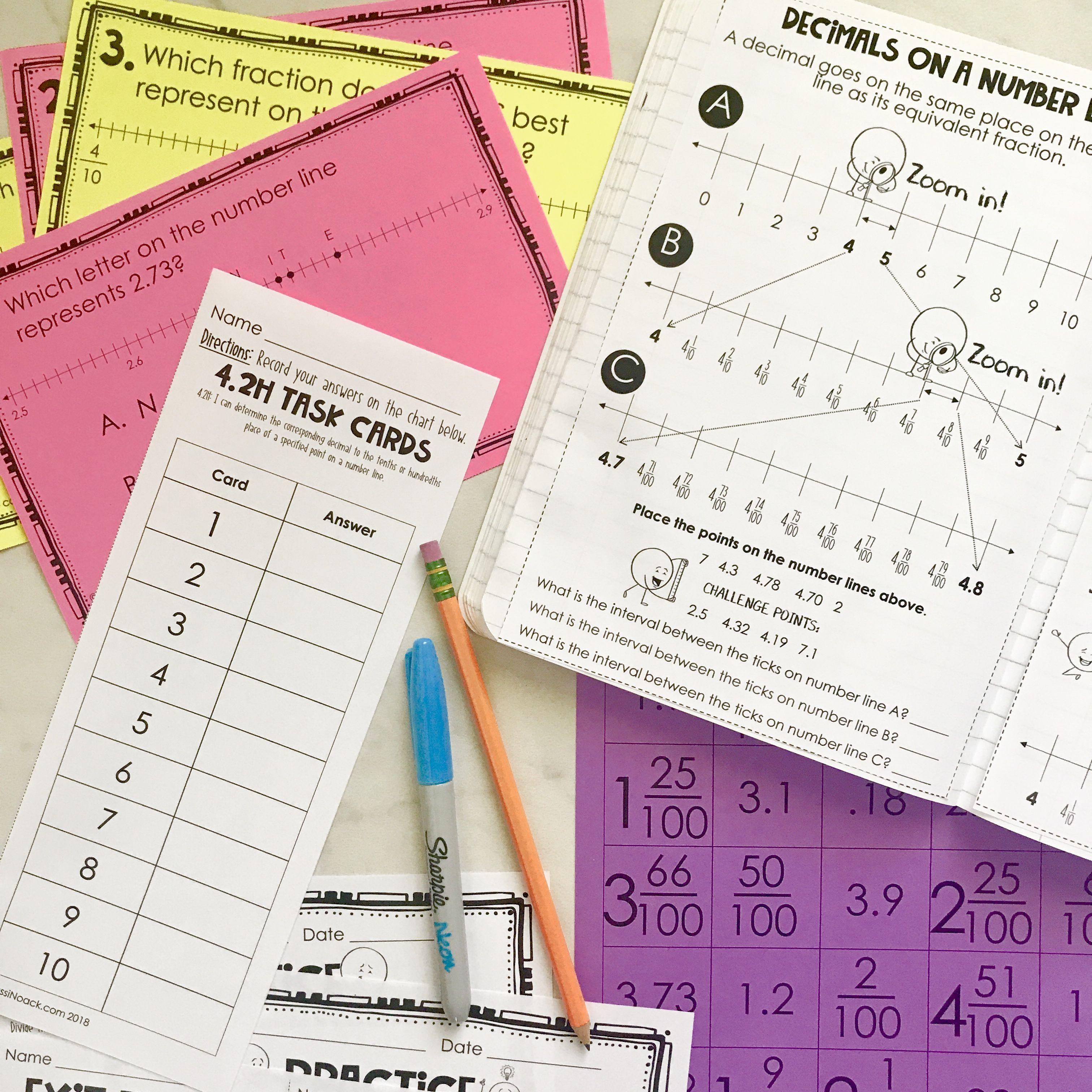 Math Teks 4 2h