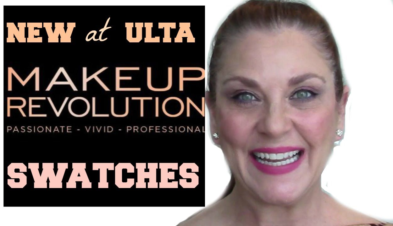 ULTA HAUL | Makeup Revolution!