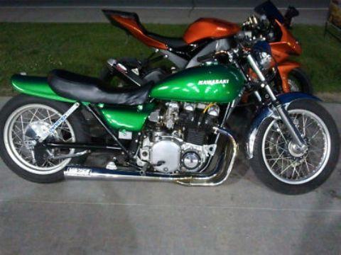 Image result for 1980 Kawasaki KZ1000 Drag Bike | Old School Crotch
