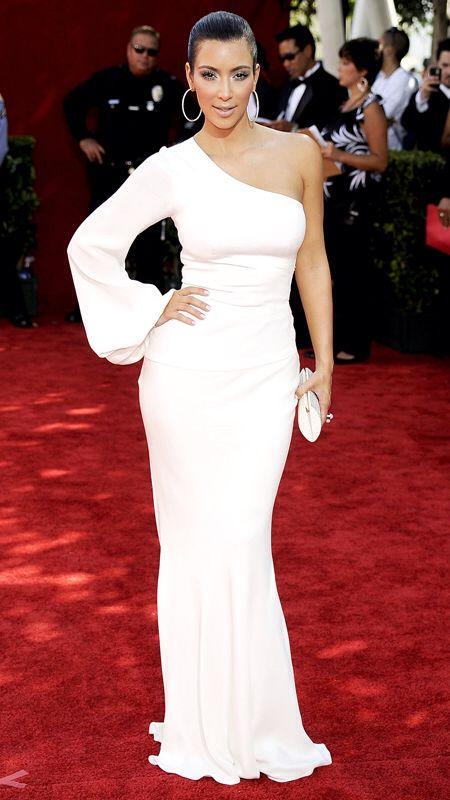 Julia Roberts Pink One-shoulder Celebrity Prom Dress