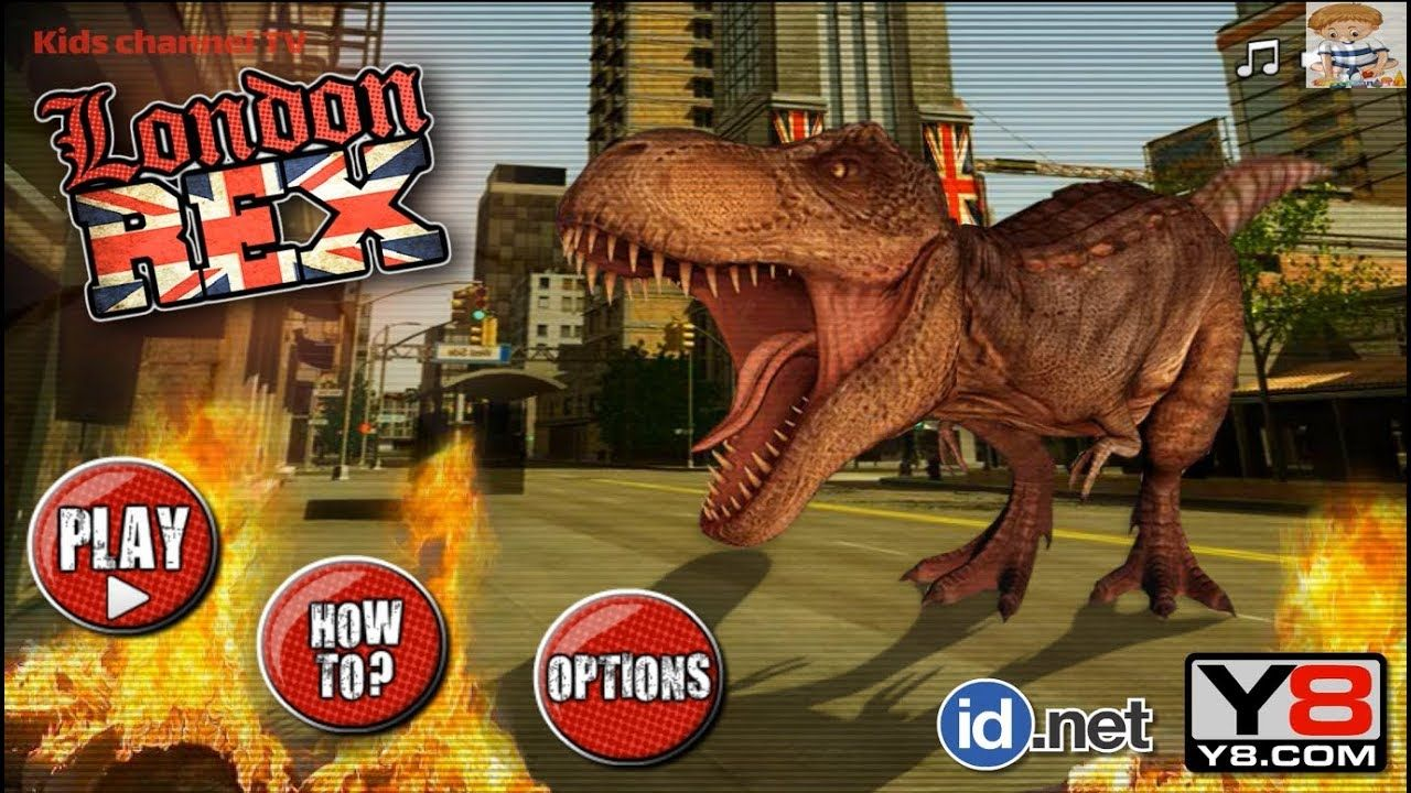 London Rex - How to play and walkthrough - Game for kids