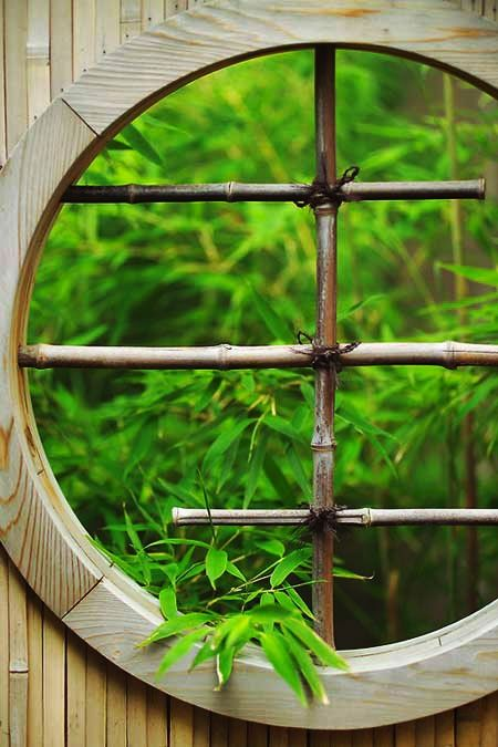 Japanese Garden Fence Ideas