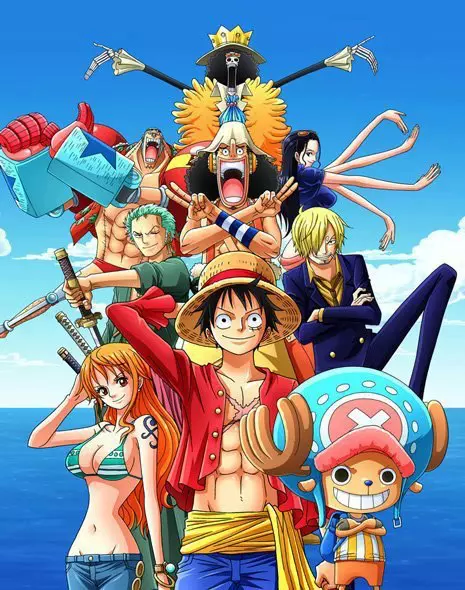 Monde De Pirates One Piece : monde, pirates, piece, Straw, Pirates, Piece, Bikini,, Manga,, Anime