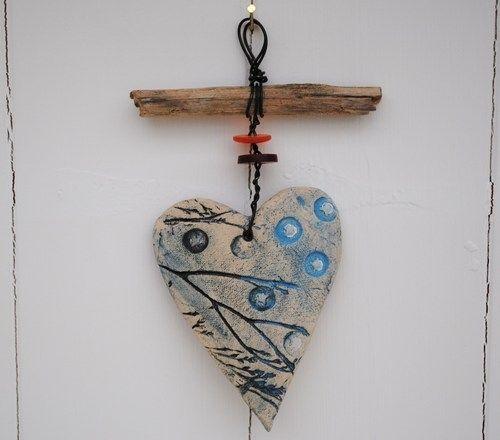 heart ceramics