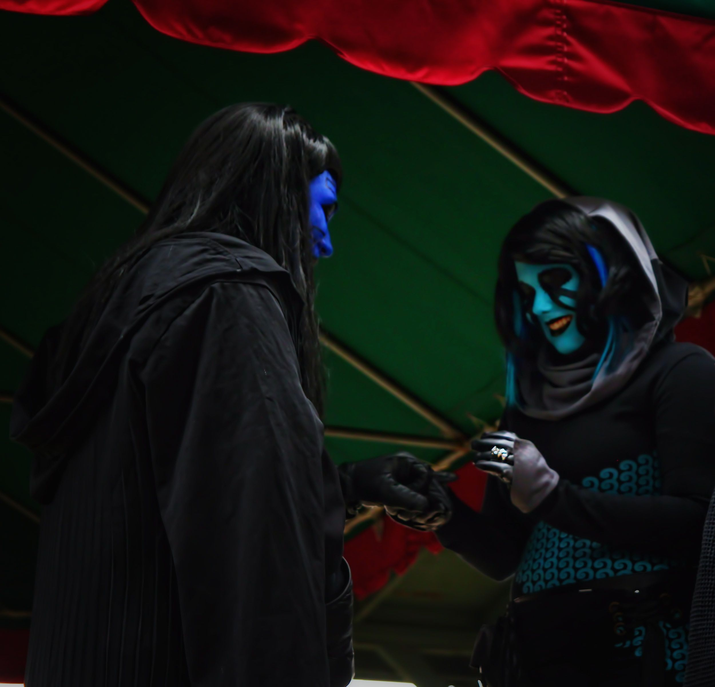 Star Wars Sith Wedding by Picturesque Photography. www.picturesquepixs.com